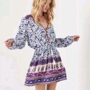 NWT Spell Designs Gypsy Love Playdress